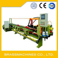 High utilization autimatic vibration polishing machine for metal