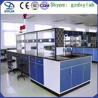 Quality warrant medical lab test equipment with reagent shelf