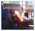 3Ton Iron scrap induction melting furnace for sale