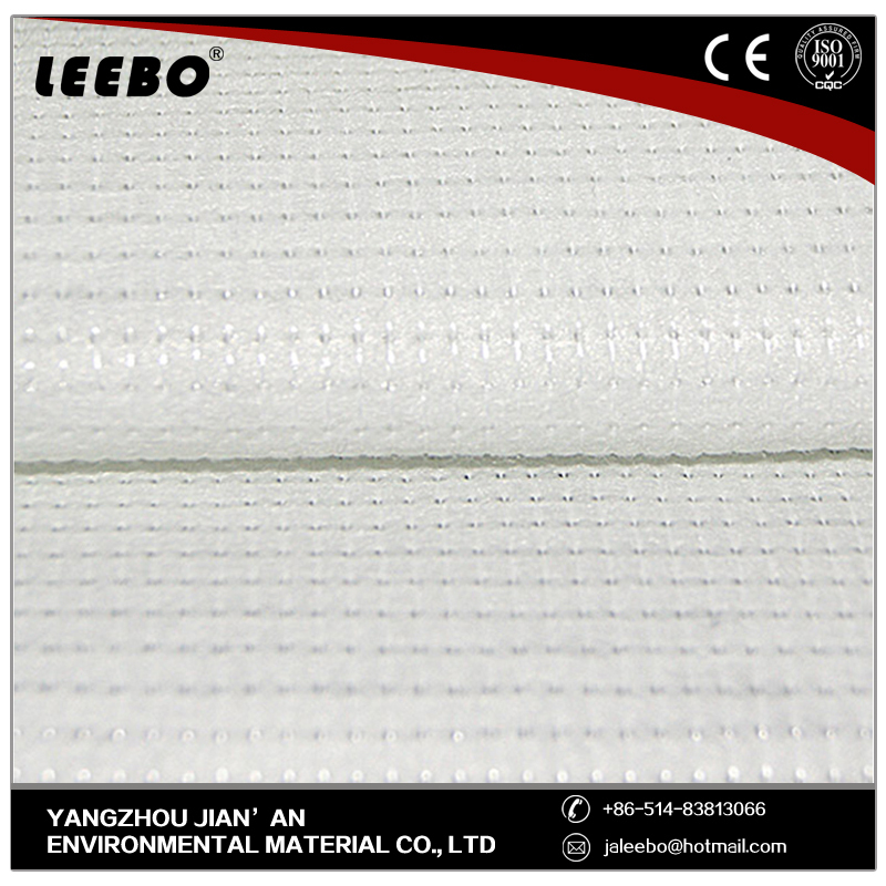 thin cool roofing waterproof polyester fabric