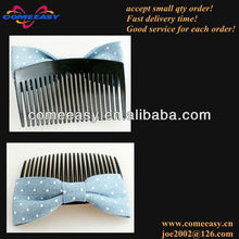 wholesale cheap hair accessories for women african butterfly hair comb