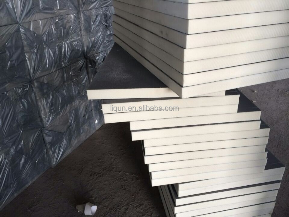 2015 insulated polystyrene panels aluminium sandwich panel prefabricated building new style polystyrene panels aluminium