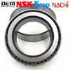 quickly delivery original truck rear axle taper roller bearing HM518445/HM518410 HM518445/10 HM518445-HM518410