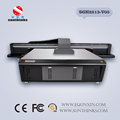 Leather printer UV printer with Ricoh GH2220 printhead, varnish printing printer for leather printing, GH2220 printer, For Ricoh