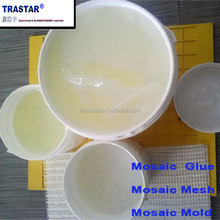 High Waterproofing Mosaic tile Adhesive Resin Glue for glass stone mosaic
