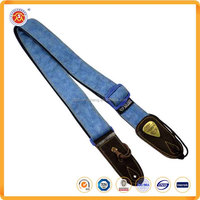 China factory direct sale high quality custom guitar shoulder strap