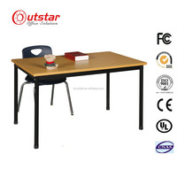 High quality desk and chair for home school teacher office furniture