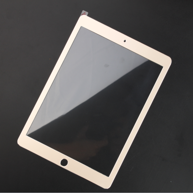 Wholesale Factory Price Electroplated Treatment 9H Hardness Anti-Scractch Tempered Glass Screen Protector for Ipad Mini