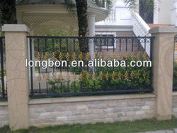 top-selling Hand-forged wrought iron fence finials