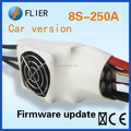 Fliermodel esc 8S 250A Racing Brushless for RC Car motor
