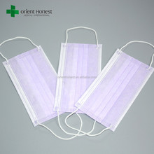 pp nonwoven disposable decorative medical face masks