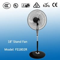 Hot Good Evaluation Commercial 20'' Air Condition Pedestal Fan