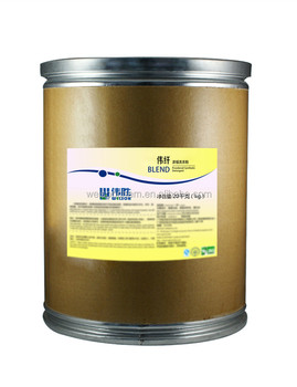 Synthetic surfactant concentrated powder detergent
