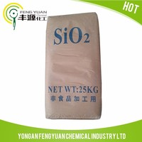 Factory Supply High Purity Silica Food Grade