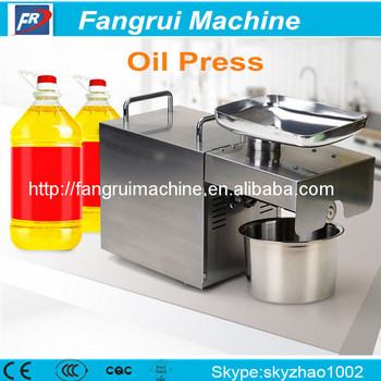 Hot sale mini oil press machine for home use