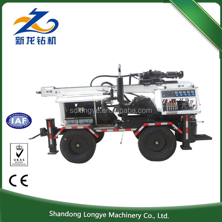 SLY510 durable and competitive price high quality water well drilling rig