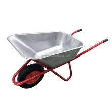 Construction power tools wheel barrow for building