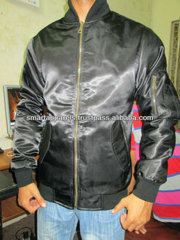bomber jacket / men's custom bomber jackets