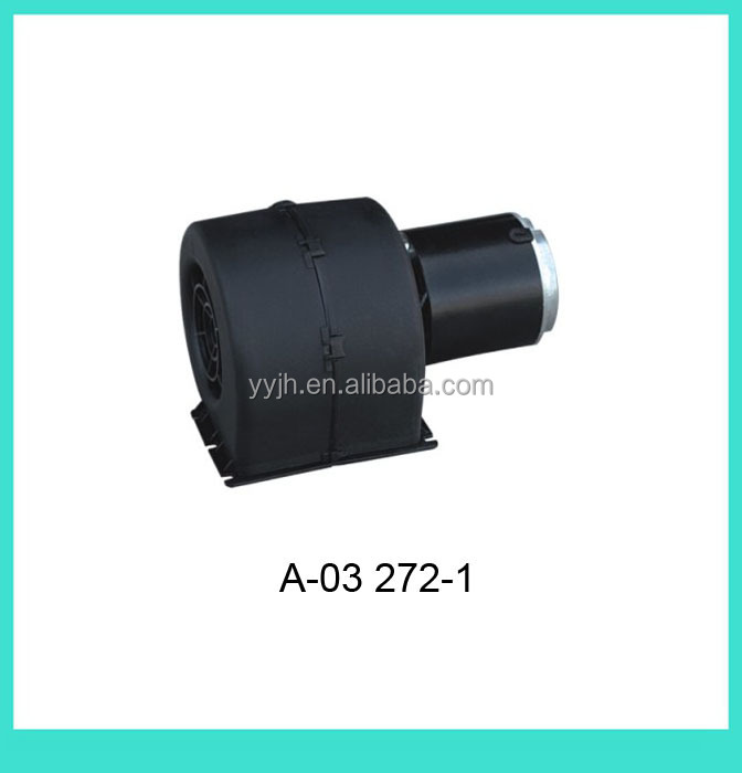 Hot sales air evaporating fan,air conditioner fan motor for universal bus.