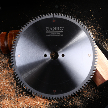 High quality hard alloy teeth wood cutting TCT saw blade for woodworking