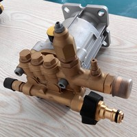 Portable Small Hydraulic Hand Pump for Power Washer