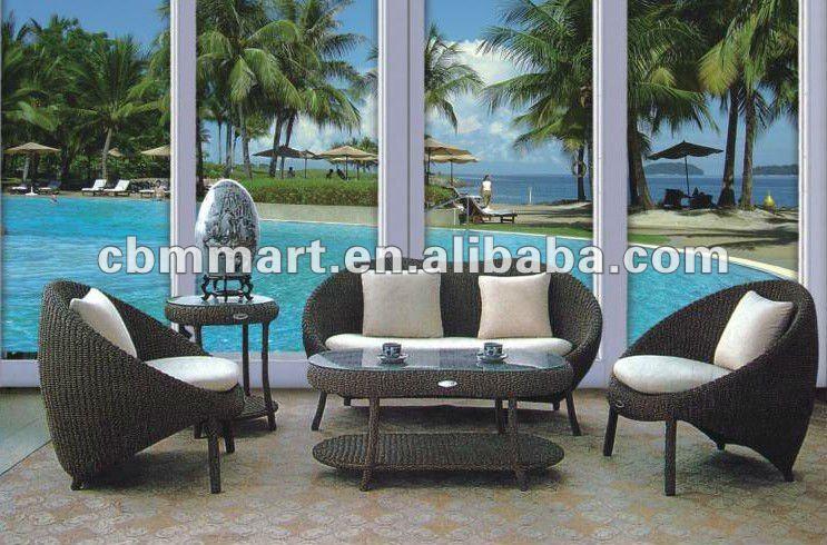 mobiliario jardim rattan : mobiliario jardim rattan: de Jardim móveis de vime ao ar livre mobiliário de jardim Ratan