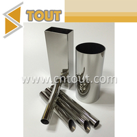 201 304 316 Mirror Polish Stainless Steel Tubing