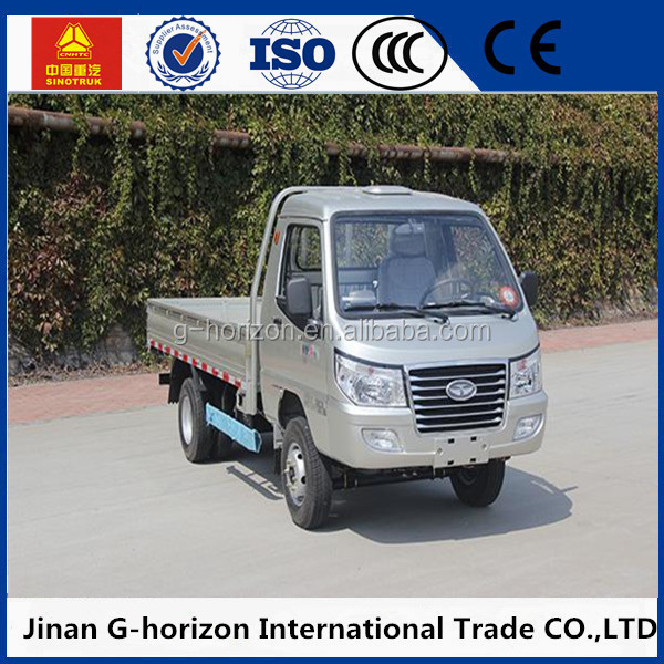 China Factory direct T-king Mini Cargo Truck