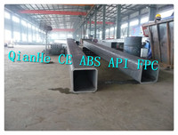 Square Rectangular Welded Steel tube for large steel structure