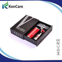 China wholesale 2016 the newest Electronic Cigarette Vapor Storm H30 30W Subtank Kit /U20 23W Box MOD Vape hookah 2200mah Vape