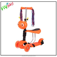 hot 2016 to enjoy high reputation at home and abroad 120MM big wheel mini micro 3in1buggy nbluck