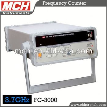 RF 9 digit frequency counter 3.7GHz MCH FC3000