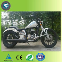 High power gas racing motorcycle