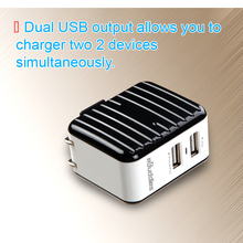 universal Intelligent for apple wall charger MFi factory supply