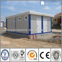 prefabricated portable house for work site or labor