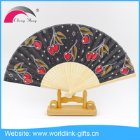 Chinese Promotional Bamboo Frame Paper Hand