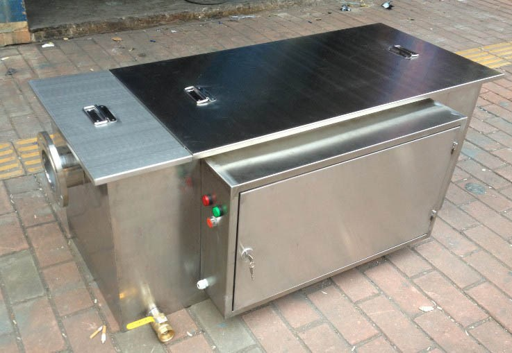 Portable grease trap for restaurant kitchen buy portable for Kitchen grease trap