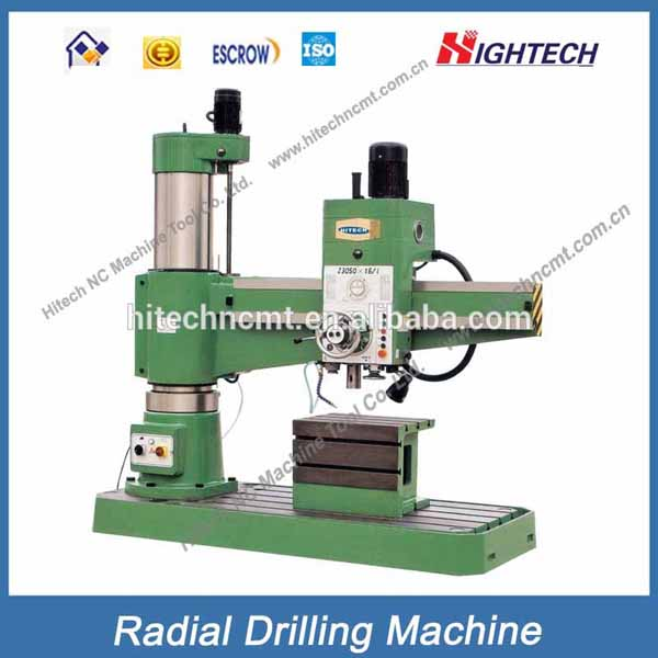 High quality radial drilling machine Z3050 vertical drill