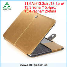 For Apple Macbook Pro Flip leather case for Macbook pro retina 11.6 13.3 15.4 12inch