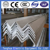 High quality cheap price galvaized Steel Angle Bar