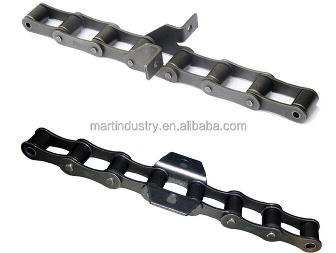 S55 Steel Agricultural Chain with Attachments