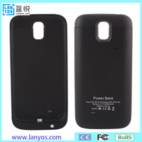 High quality best price power bank 3200mah battery charger case for Samsung S4