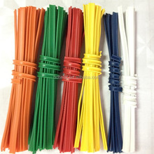 double wire twist ties /clip band/ bag closures