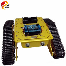 Official DOIT T300 Wireless WiFi RC Full Metal Tank Chassis with L293D Motor Shield DIY RC Toy
