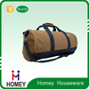 Wholesale Luxury Quality Factory Price Personalized Washable Reusable Canvas Duffle Bag