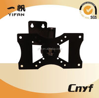 180 degrees swiveling and tilted lcd tv wall mount LBY007B for M