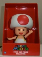 Super Mario Bros. Brothers Toad Collection Action Figure Toy 9""