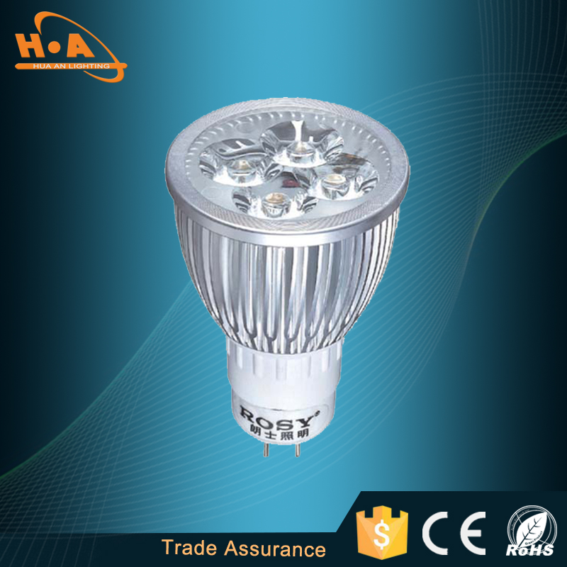 Low price high power transformer LED MR16 Replace light spotlight 4W