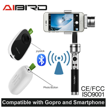 Aibird Uoplay 3 Axis gimbal with smart tracking with App and bluetooth similar to FY G4S