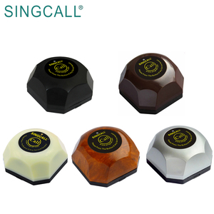 SINGCALL restaurant waiter table call system wireless restaurant pager